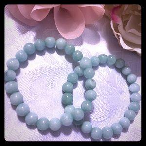 Aquamarine Bracelets (2)